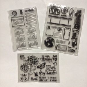 $20 bundle item🍀 NWT 3 sets of stamps